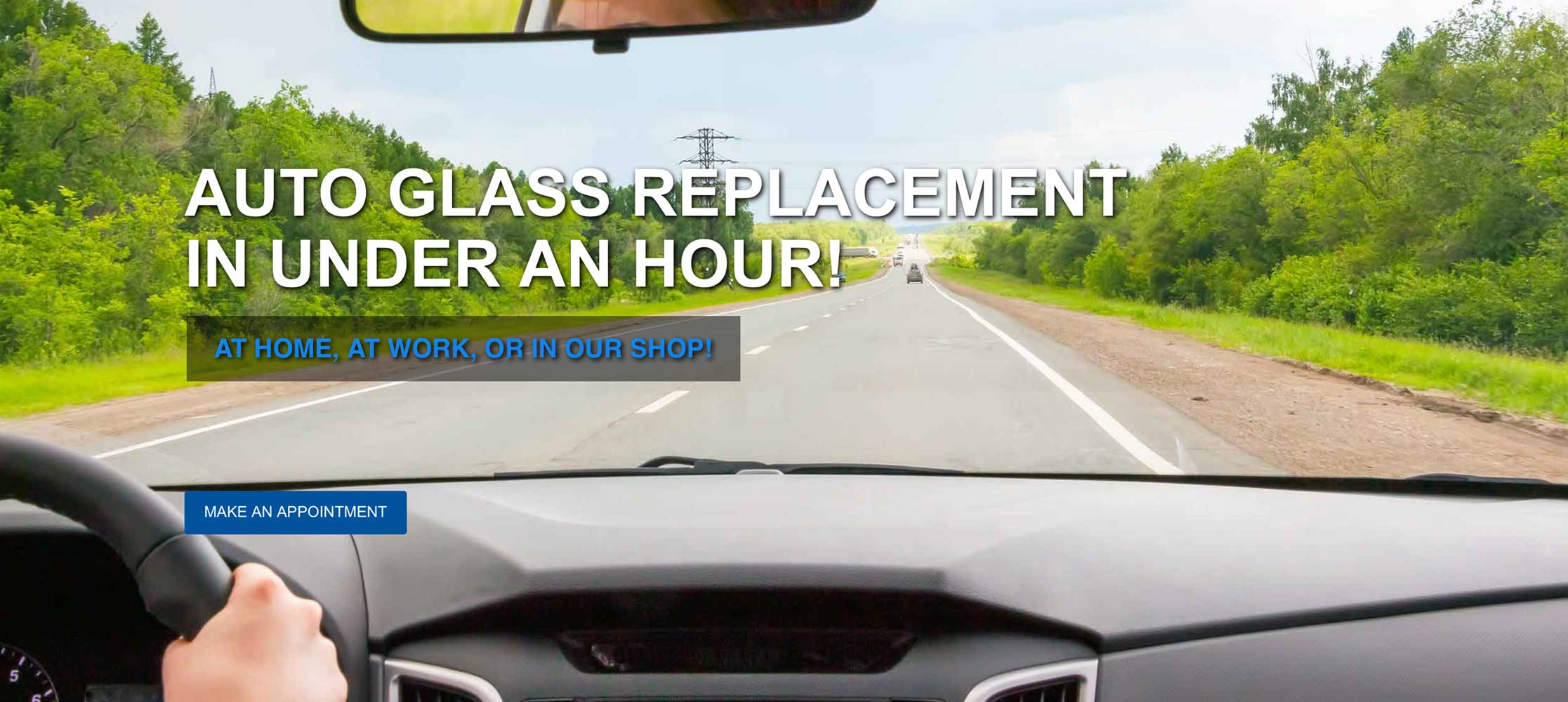 Quickest Auto Glass Replacement, Windshield Replacement